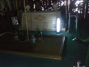 Makam Pak Harto dan Ibu Tien